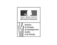 Ministère de l'Ecologie, du Développement durable et de l'Energie logo