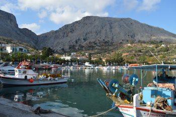 Greek fishers