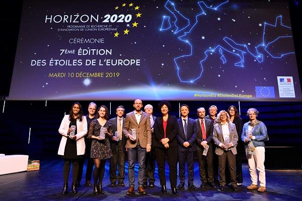 Patrick Lehodey Etoile de l'Europe Award 2019