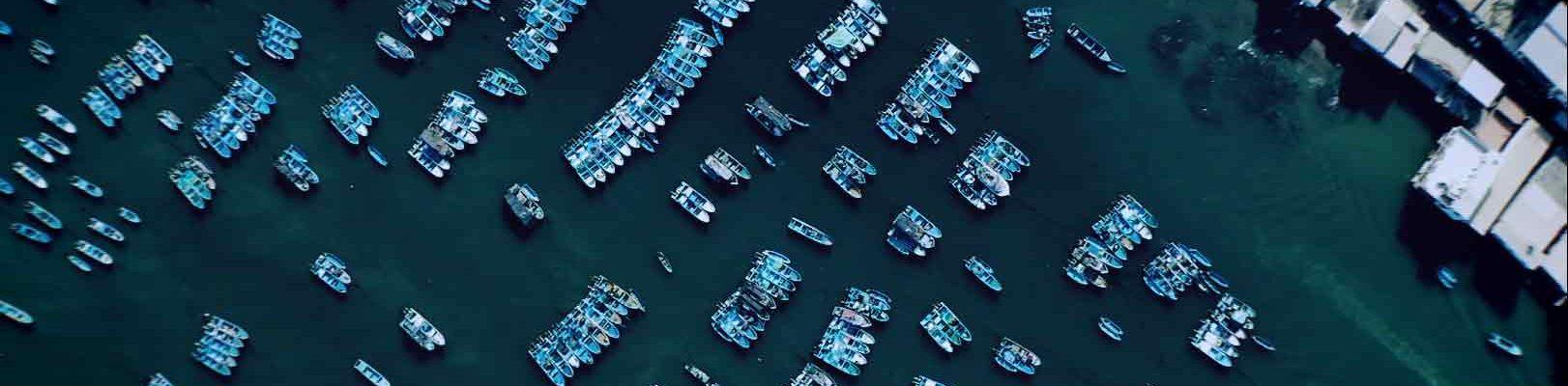 boats in Ecuador