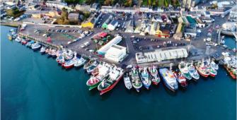 Ireland Fishing vessels