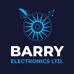 barry Electronics logo