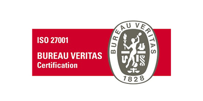 logo certification ISO 27001