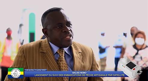 Jean De Dieu MAPAGA, Président de la CGCPAM
